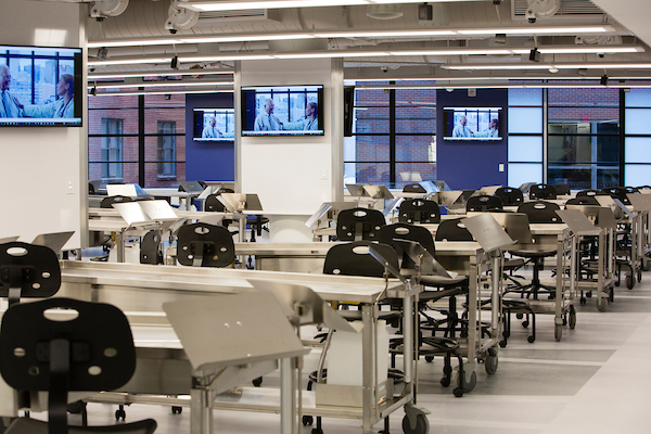 New State-of-the-Art Anatomy Lab Kicks Off Anniversary Celebration
