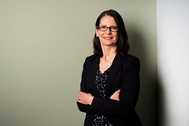 Welcome Tufts' Next Provost, Nadine Aubry