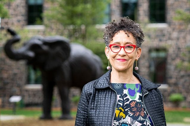 Dayna Cunningham is the New Dean of Tisch College of Civic Life