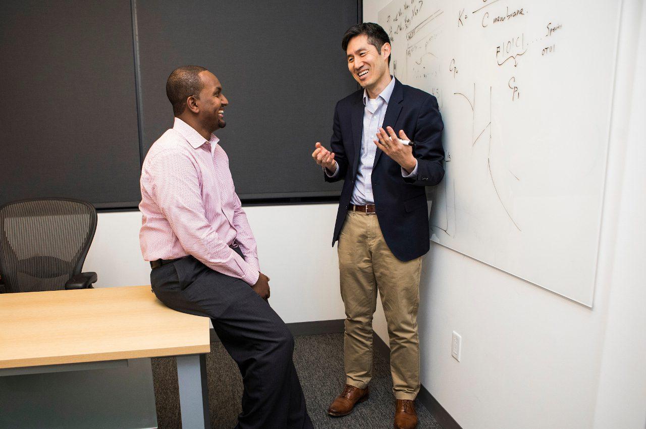 Kyongbum Lee Named Dean Ad Interim of Tufts University School of Engineering