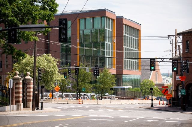 Joyce Cummings Center at Tufts University