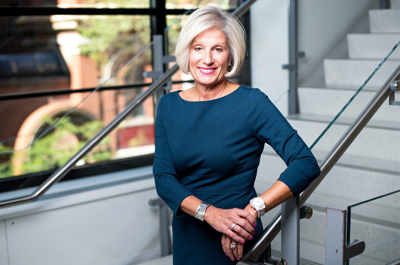Caroline Genco Named Interim Provost and Vice President of Tufts