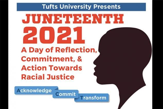 Flyer for Juneteenth 2021